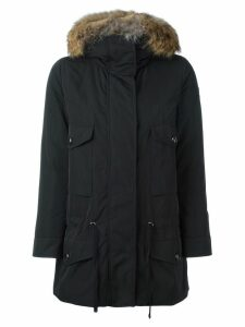 Moncler Margarita parka coat - Black