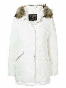 Woolrich padded down parka - White