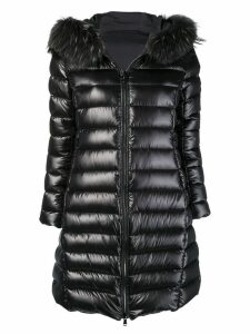 Tatras zipped padded coat - Black