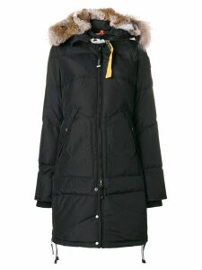 Parajumpers Long Bear coat - Black