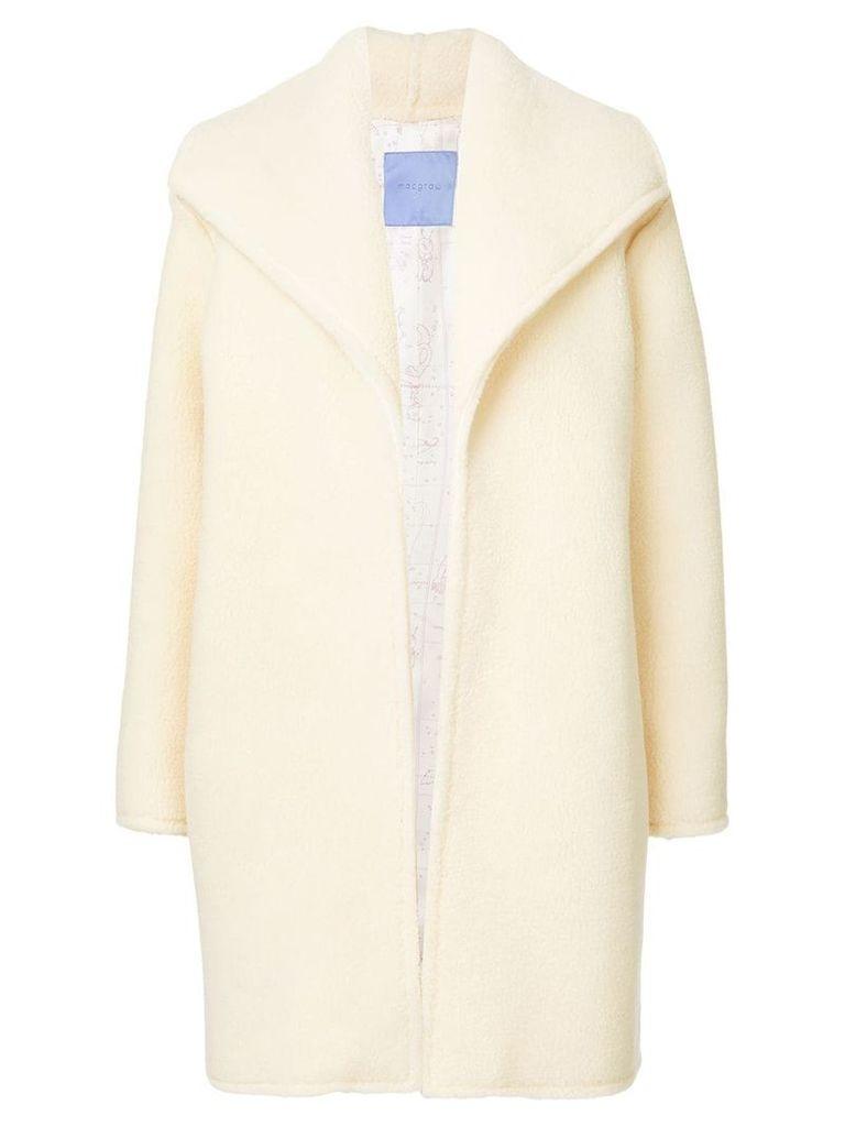 Macgraw Gravity coat - White