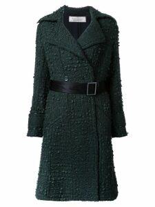 Nina Ricci belted coat - Green