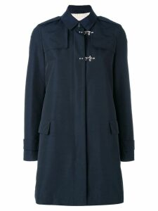 Fay lightweight coat - Obau808 Darkblu