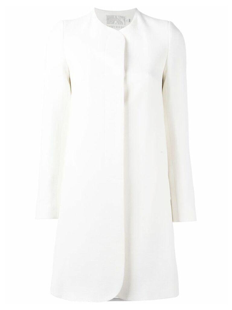 Goat Redgrave coat - White