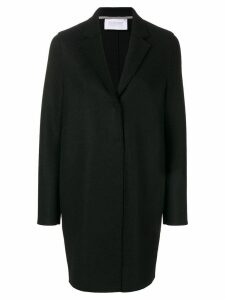 Harris Wharf London cocoon coat - Black