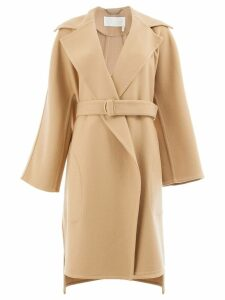 Chloé belted tailored coat - Brown