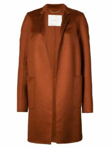 Adam Lippes Zibelline car coat - Brown