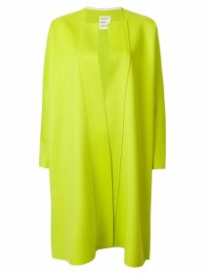 Maison Rabih Kayrouz tailored fitted coat - Green
