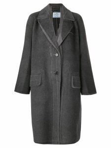 Prada oversized coat - Grey