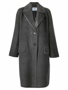 Prada oversized coat - Grey