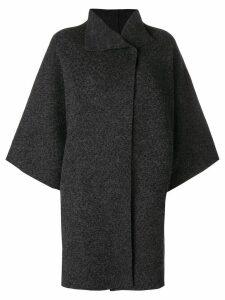 Harris Wharf London 3/4 sleeved coat - Grey
