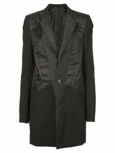 Rick Owens blazer-like coat - Black