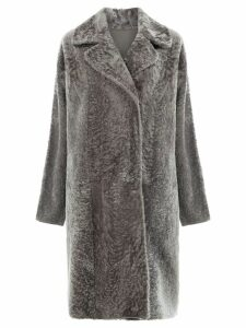 Drome reversible coat - Grey