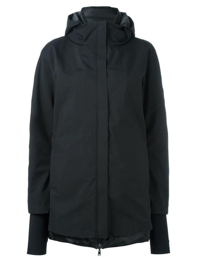 Herno hooded coat - Black