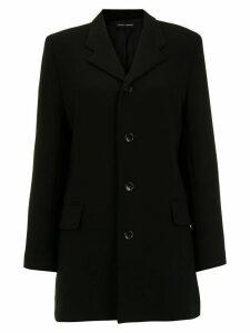 Gloria Coelho oversized blazer - Black