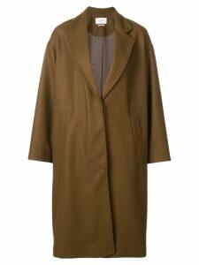Isabel Marant Étoile Cody coat - Brown