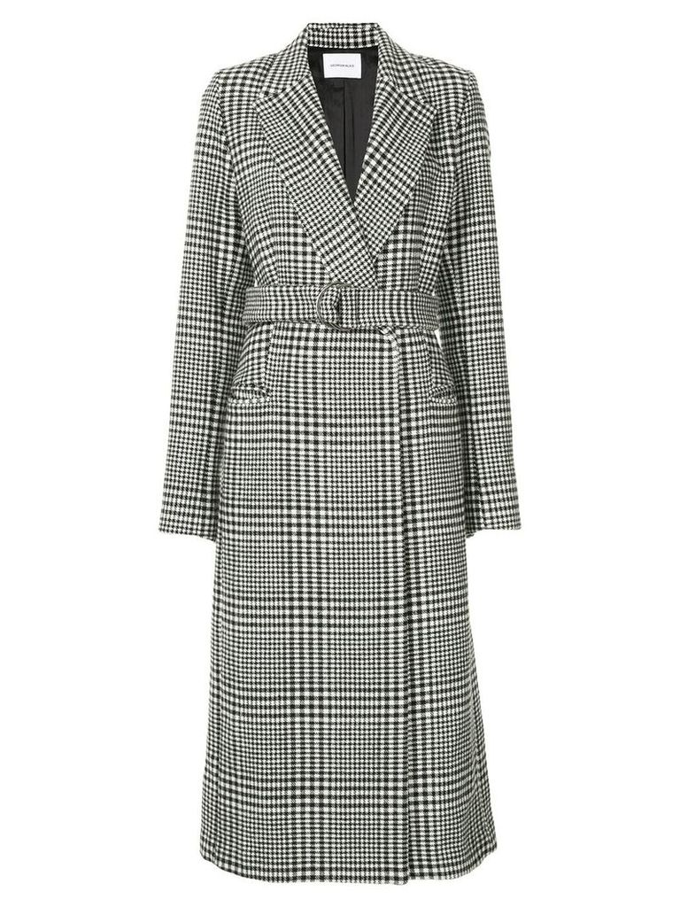 Georgia Alice Licorice coat - Black