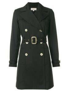 Michael Michael Kors belted trench coat - Black