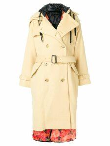 Facetasm classic trench coat - Neutrals