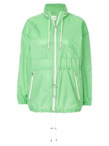 Isabel Marant Étoile Cranden raincoat - Green