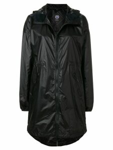 Canada Goose Rosewell hooded shell jacket - Black