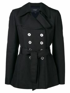 Giambattista Valli short length trench - Black