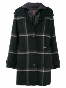 Woolrich two-in-one raincoat - Black