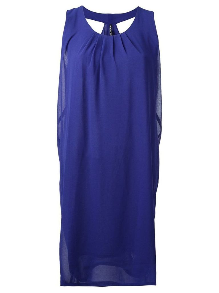 Minimarket 'Idoru' dress - Blue