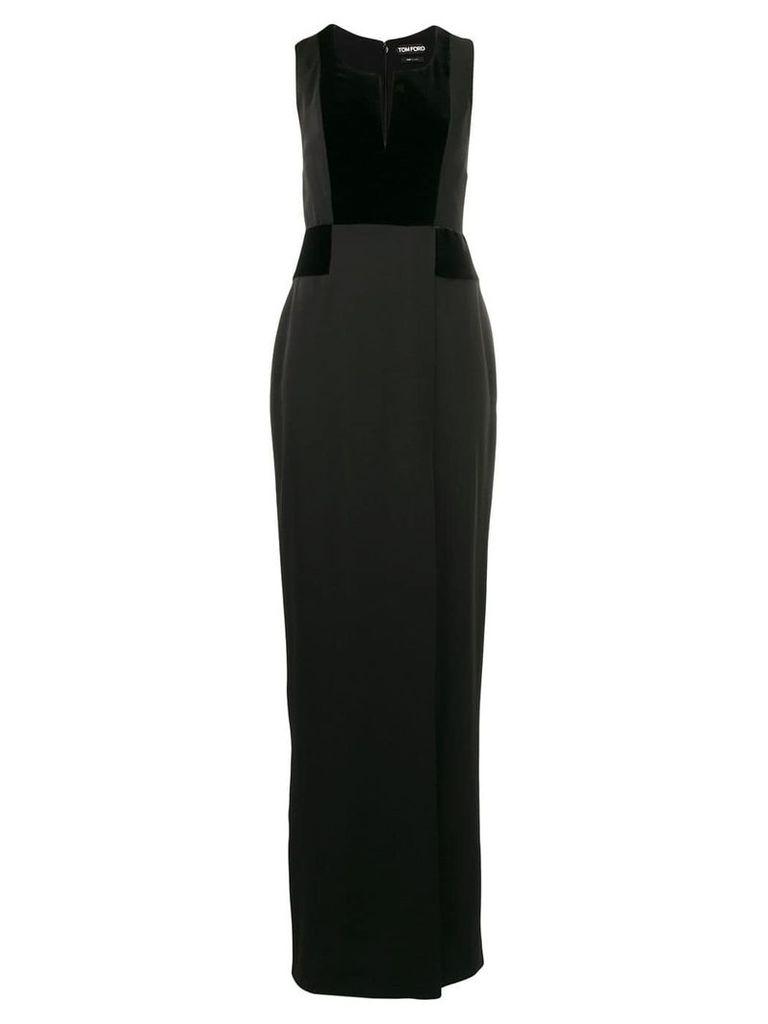 Tom Ford classic dress - Black