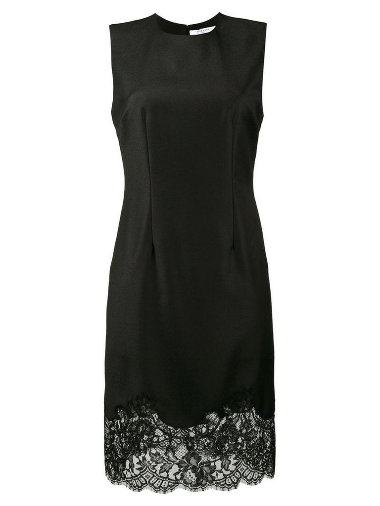 Givenchy sleeveless slip dress - Black