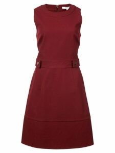 Derek Lam 10 Crosby Sleeveless Midi Dress - Pink