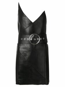 Manokhi strapless dress - Black