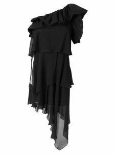 Givenchy one shoulder dress - Black
