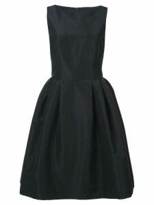 Carolina Herrera flared cocktail dress - Black