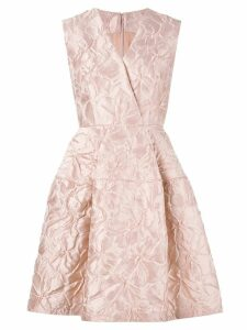 Talbot Runhof Nomotion dress - PINK
