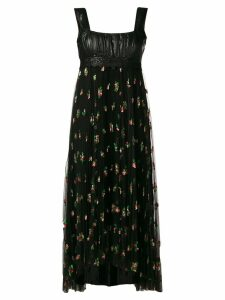 Philosophy Di Lorenzo Serafini pleated tulle dress - Black