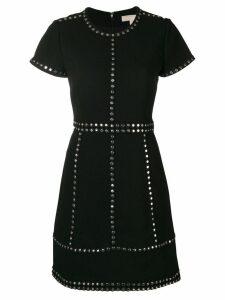 Michael Michael Kors studded mini dress - Black