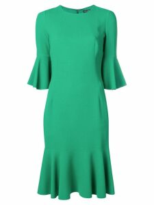 Dolce & Gabbana Cady dress - Green