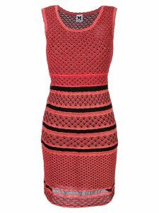 M Missoni knitted dress - Pink