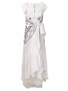 Temperley London Bourgeois dress - White
