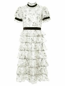 Macgraw The Philosopher dress - White