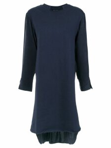Uma Raquel Davidowicz Mundo dress - Blue