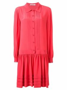Philosophy Di Lorenzo Serafini loose fit shirt dress - Pink