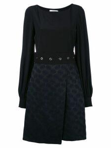 Dorothee Schumacher belted dress - Blue