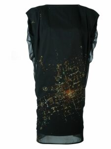 Minimarket 'Zany' dress - Black