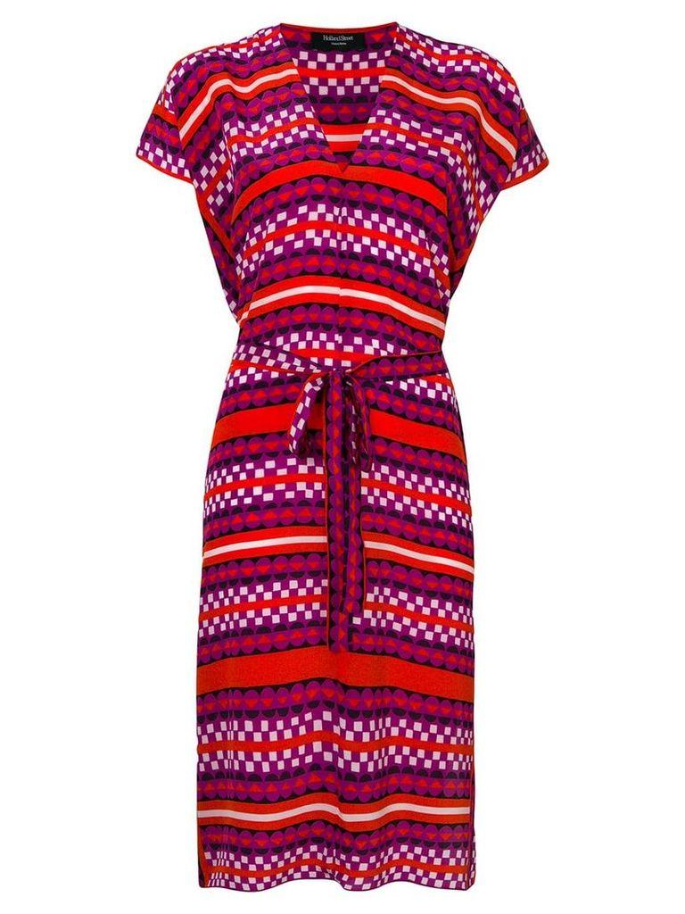 Holland Street Checkers dress - Multicolour