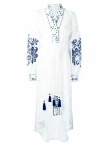 Yuliya Magdych 'Berry' dress - White