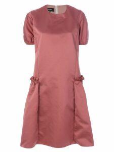 Rochas flared dress - Pink