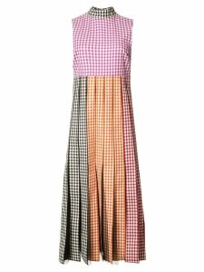 Christopher Kane gingham dress - Multicolour