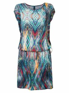 Lygia & Nanny all-over print beach dress - Multicolour